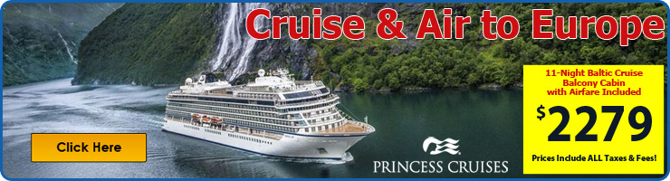 Prestige Cruises - Cruises with airfare